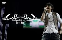 "RYU SIWON 2008 LIVE TOUR ""MOTTO MOTTO"" LIVE DVD"